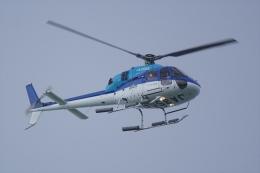 HEATHROWさんが、那覇空港で撮影したエクセル航空 AS355N Ecureuil 2の航空フォト(飛行機 写真・画像)