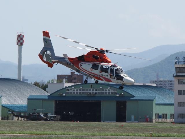 札幌飛行場 - Sapporo Airfield [OKD/RJCO]で撮影された札幌飛行場 - Sapporo Airfield [OKD/RJCO]の航空機写真