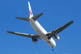 nh747dさんが、羽田空港で撮影した日本航空 767-346/ERの航空フォト(飛行機 写真・画像)