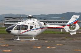 RJOY_Spotterさんが、八尾空港で撮影した静岡エアコミュータ EC135T2の航空フォト(飛行機 写真・画像)