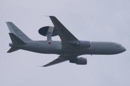 木人さんが、茨城空港で撮影した航空自衛隊 E-767 (767-27C/ER)の航空フォト(飛行機 写真・画像)