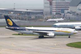 hiroki_h2さんが、香港国際空港で撮影したジェットエアウェイズ A330-202の航空フォト(飛行機 写真・画像)