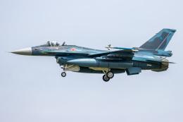 チャッピー・シミズさんが、小松空港で撮影した航空自衛隊 F-2Aの航空フォト(飛行機 写真・画像)