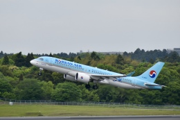 東亜国内航空さんが、成田国際空港で撮影した大韓航空 BD-500-1A11 CSeries CS300の航空フォト(飛行機 写真・画像)