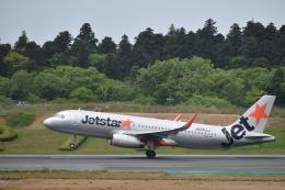 東亜国内航空さんが、成田国際空港で撮影したジェットスター・ジャパン A320-232の航空フォト(飛行機 写真・画像)