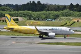 東亜国内航空さんが、成田国際空港で撮影したバニラエア A320-214の航空フォト(飛行機 写真・画像)