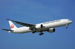 航空フォト:JA743J 日本航空 777-300