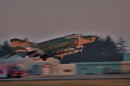 あけみさんさんが、茨城空港で撮影した航空自衛隊 RF-4E Phantom IIの航空フォト(飛行機 写真・画像)