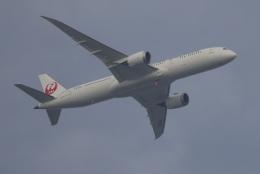 mahiちゃんさんが、埼玉県和光市で撮影した日本航空 787-9の航空フォト(飛行機 写真・画像)