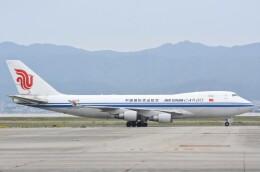 M.Tさんが、関西国際空港で撮影した中国国際貨運航空 747-4FTF/SCDの航空フォト(飛行機 写真・画像)