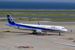 航空フォト:JA113A 全日空 A321