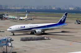 inyoさんが、羽田空港で撮影した全日空 777-281の航空フォト(飛行機 写真・画像)