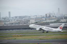 yamashin78さんが、羽田空港で撮影した日本航空 767-346/ERの航空フォト(飛行機 写真・画像)