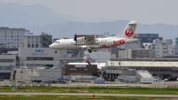 flytaka78さんが、福岡空港で撮影した日本エアコミューター ATR 42-600の航空フォト(飛行機 写真・画像)