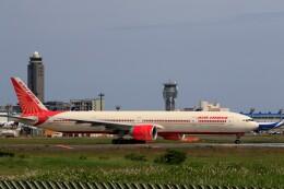 ☆ライダーさんが、成田国際空港で撮影したエア・インディア 777-337/ERの航空フォト(飛行機 写真・画像)