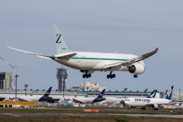 xingyeさんが、成田国際空港で撮影したZIPAIR 787-8 Dreamlinerの航空フォト(飛行機 写真・画像)