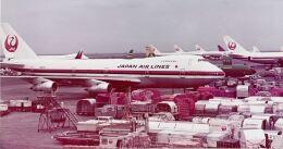 KOMAKIYAMAさんが、羽田空港で撮影した日本航空 747-246Bの航空フォト(飛行機 写真・画像)