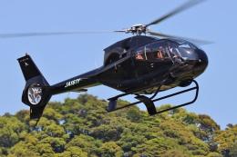ブルーさんさんが、静岡ヘリポートで撮影した日本法人所有 EC120B Colibriの航空フォト(飛行機 写真・画像)