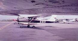 KOMAKIYAMAさんが、名古屋飛行場で撮影した中日本航空 172Hの航空フォト(飛行機 写真・画像)