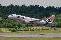 やまモンさんが、成田国際空港で撮影したジェットスター・ジャパン A320-232の航空フォト(飛行機 写真・画像)