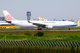Tomo_mczさんが、成田国際空港で撮影したチャイナエアライン A330-302の航空フォト(飛行機 写真・画像)