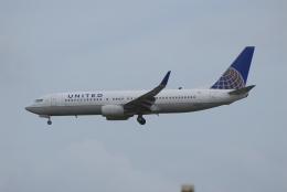 ITM58さんが、アントニオ・B・ウォン・パット国際空港で撮影したユナイテッド航空 737-824の航空フォト(飛行機 写真・画像)