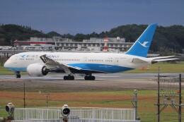 BOEING737MAX-8さんが、成田国際空港で撮影した厦門航空 787-8 Dreamlinerの航空フォト(飛行機 写真・画像)