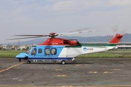 Hii82さんが、八尾空港で撮影した新潟県消防防災航空隊 AW139の航空フォト(飛行機 写真・画像)