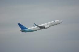 航空フォト:PK-GFI ガルーダ・インドネシア航空 737-800