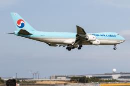 xingyeさんが、成田国際空港で撮影した大韓航空 747-8HTFの航空フォト(飛行機 写真・画像)