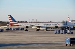 TA27さんが、シャーロット ダグラス国際空港で撮影したアメリカン航空 A321-231の航空フォト(飛行機 写真・画像)
