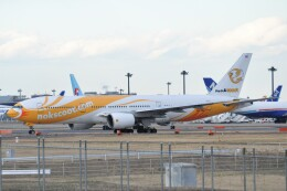 航空フォト:HS-XBG ノックスクート 777-200