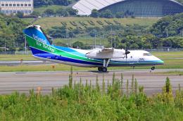 tsubameさんが、福岡空港で撮影したオリエンタルエアブリッジ DHC-8-201Q Dash 8の航空フォト(飛行機 写真・画像)