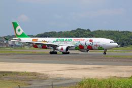 航空フォト:B-16332 エバー航空 A330-300
