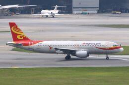 hiroki_h2さんが、香港国際空港で撮影した香港エクスプレス A320-214の航空フォト(飛行機 写真・画像)