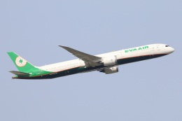 S.Hayashiさんが、成田国際空港で撮影したエバー航空 787-10の航空フォト(飛行機 写真・画像)
