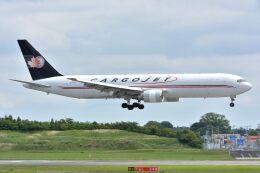 サンドバンクさんが、成田国際空港で撮影したカーゴジェット・エアウェイズ 767-33A/ER(BDSF)の航空フォト(飛行機 写真・画像)