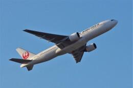 航空フォト:JA007D 日本航空 777-200