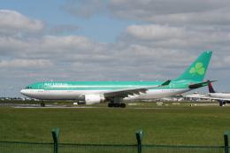 NIKEさんが、ダブリン空港で撮影したエア・リンガス A330-202の航空フォト(飛行機 写真・画像)