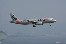 tsubameさんが、関西国際空港で撮影したジェットスター・ジャパン A320-232の航空フォト(飛行機 写真・画像)