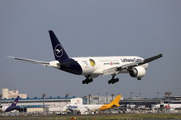 成田国際空港 - Narita International Airport [NRT/RJAA]で撮影されたルフトハンザ・カーゴ - Lufthansa Cargo [GEC]の航空機写真