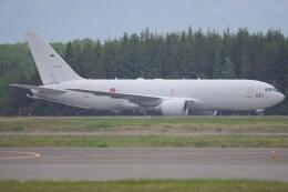YouKeyさんが、千歳基地で撮影した航空自衛隊 KC-767J (767-2FK/ER)の航空フォト(飛行機 写真・画像)