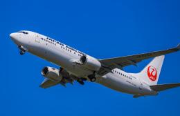 航空フォト:JA321J 日本航空 737-800