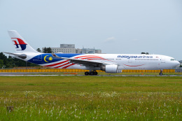 航空フォト:9M-MTL マレーシア航空 A330-300