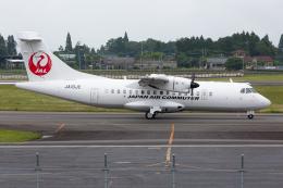 (新)ふぁんとむ改さんが、鹿児島空港で撮影した日本エアコミューター ATR 42-600の航空フォト(飛行機 写真・画像)
