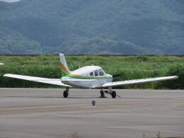 F.YUKIHIDEさんが、岡南飛行場で撮影した日本個人所有 PA-28-161 Warrior IIの航空フォト(飛行機 写真・画像)