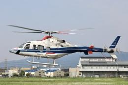 Hii82さんが、八尾空港で撮影した中日本航空 430の航空フォト(飛行機 写真・画像)