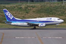 kinsanさんが、石垣空港で撮影したANAウイングス 737-54Kの航空フォト(飛行機 写真・画像)