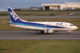kinsanさんが、石垣空港で撮影したANAウイングス 737-5Y0の航空フォト(飛行機 写真・画像)