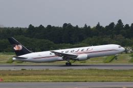 宮崎 育男さんが、成田国際空港で撮影したカーゴジェット・エアウェイズ 767-323/ER(BDSF)の航空フォト(飛行機 写真・画像)